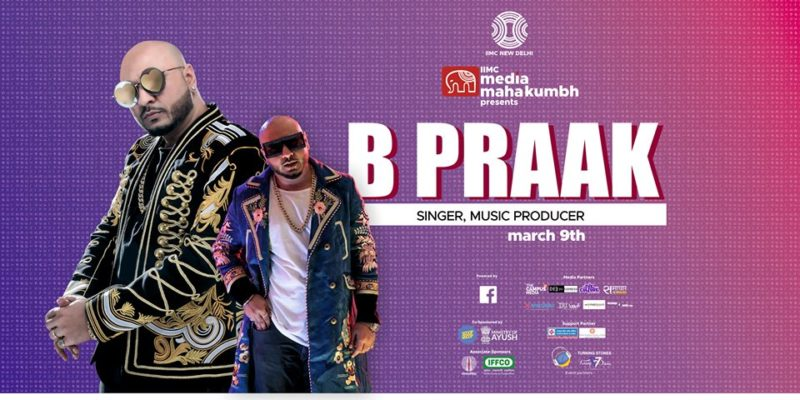 B Praak - IIMC Mahakumbh