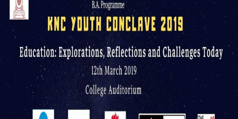 KNC Youth Conclave 2019 organized by Kamala Nehru College