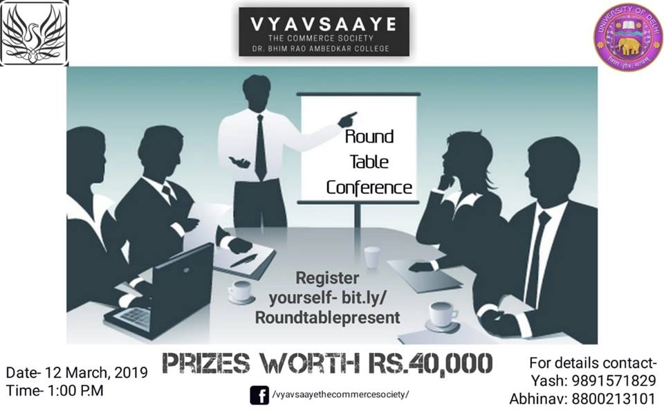 Round Table Competition at Commcoterie 2019 by Vyavsaaye