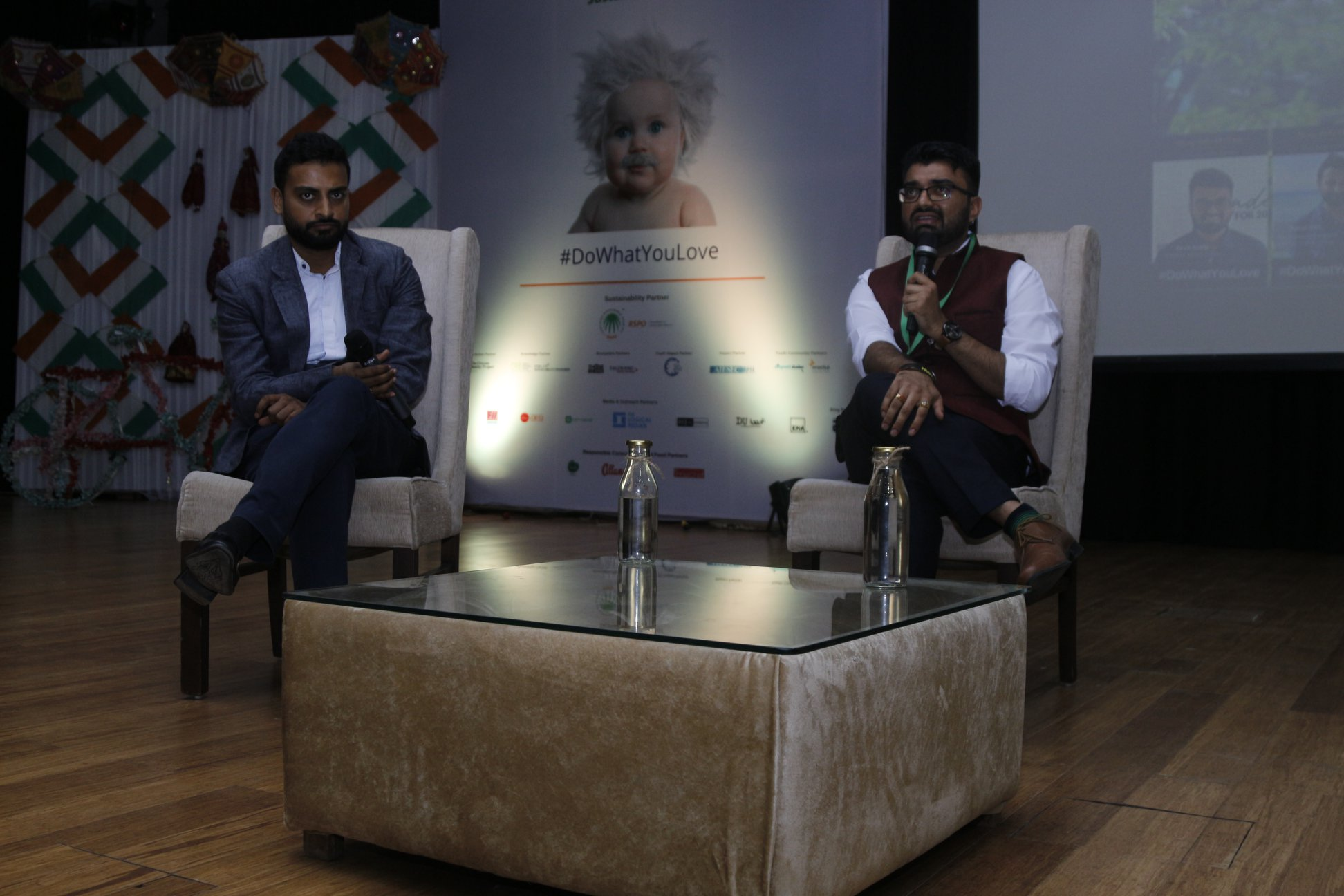 Panel Discussion at Young India Challenge