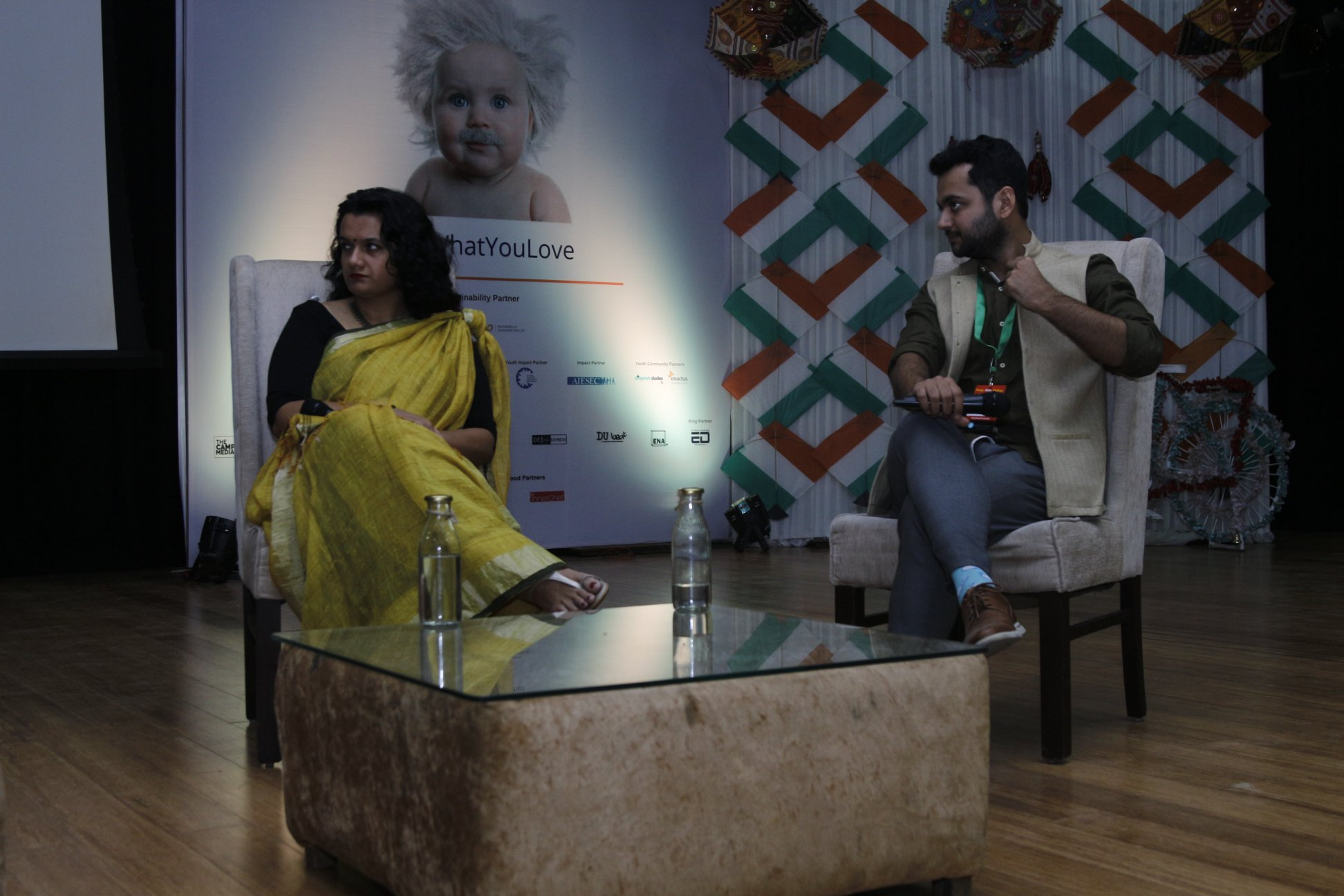 Panel Discussion, Young India Challenge