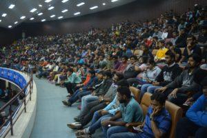 Kshitij Footfall, IIT Fest