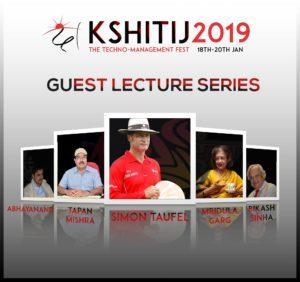 kshitij, IIT guest lecture series