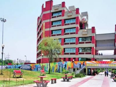 IP University Building